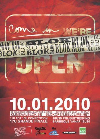 Open Bloc 2010