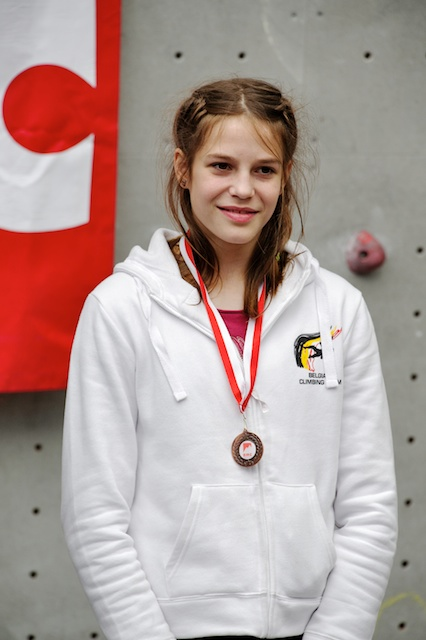 Bronze at EYC Edinburgh 19-20 May 2012