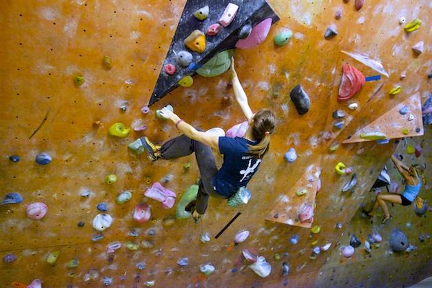 Boulder Bleau 2013