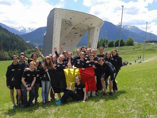 Belgian team (photo: facebook Tijl)