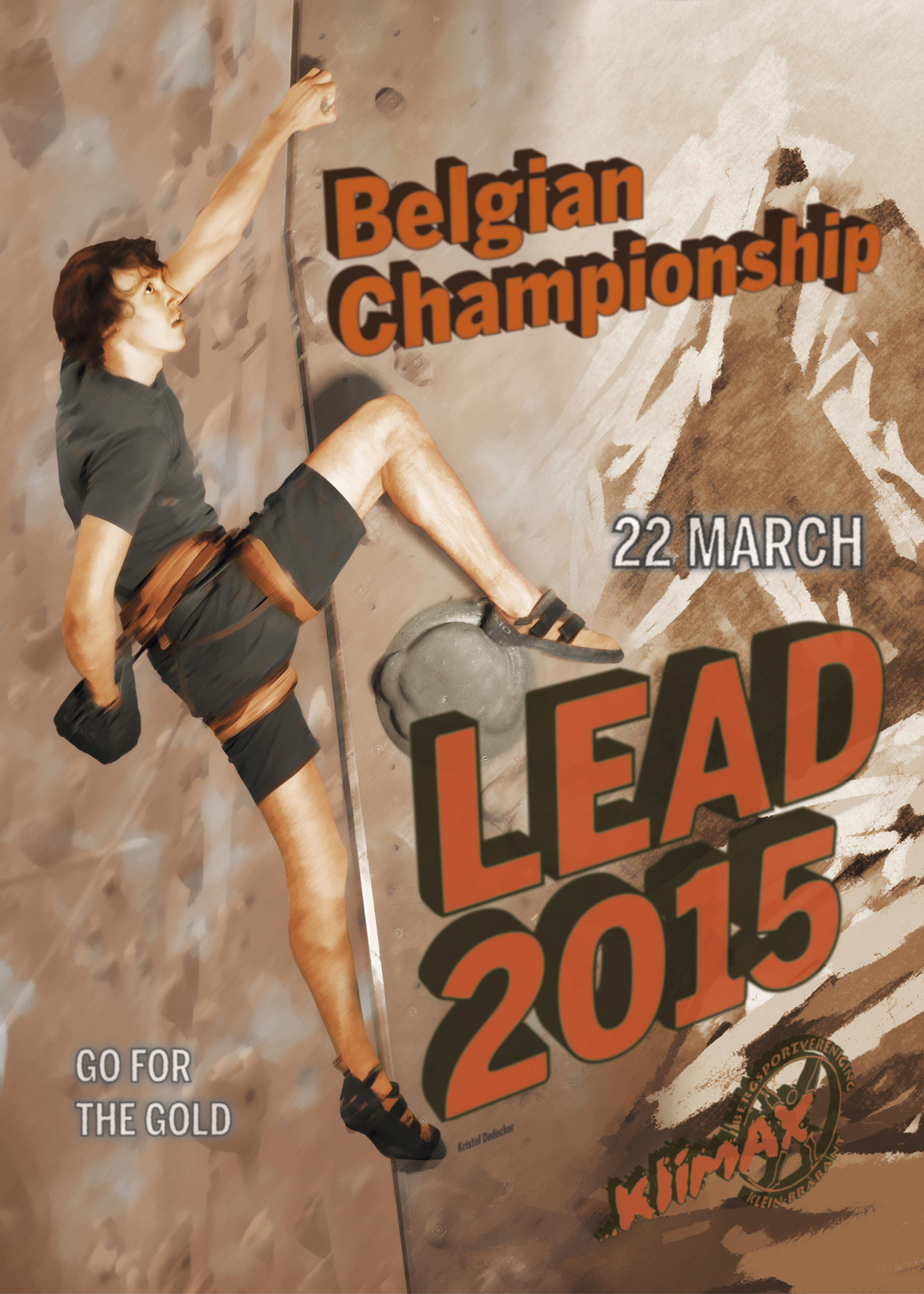 Poster Belgian Championship