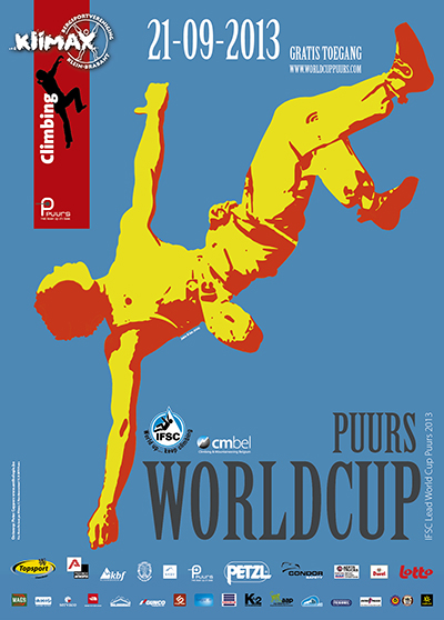 IFSC Climbing World Cup Puurs 2013