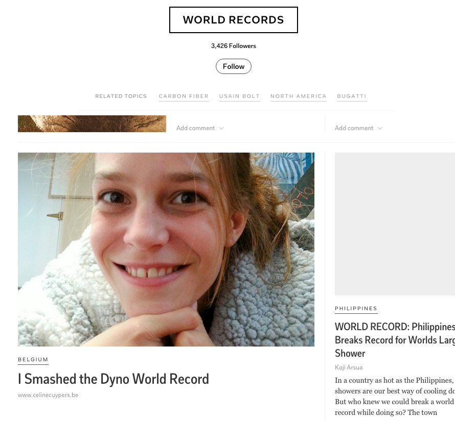 World-records