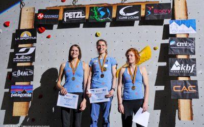 Belgium Senior Lead Championship