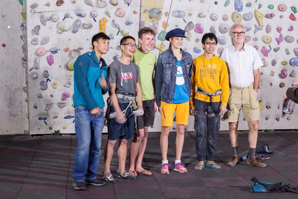 Tainan-Climbing-Team