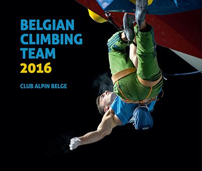 CAB eert Belgisch klimteam
